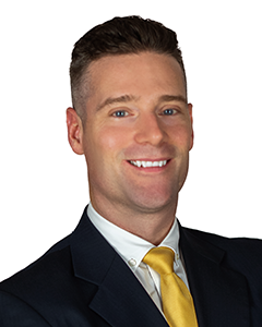 Benjamin White, a Client Relationship Manager at Summit Wealth Partners