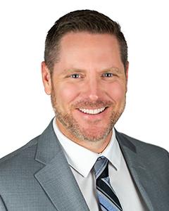 Chad Leatherwood, CFP, a Wealth Advisor at Summit Wealth Partners