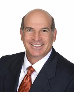 Dr. Mitch Levin Self-Portrait