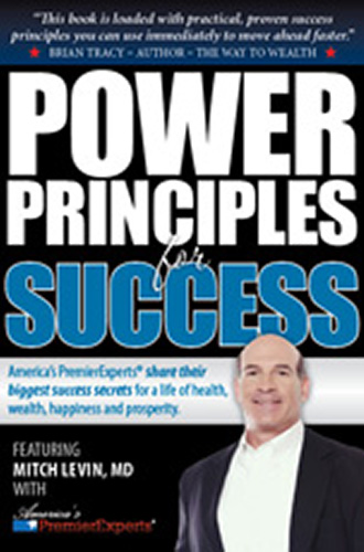 Power Principles for Success Book