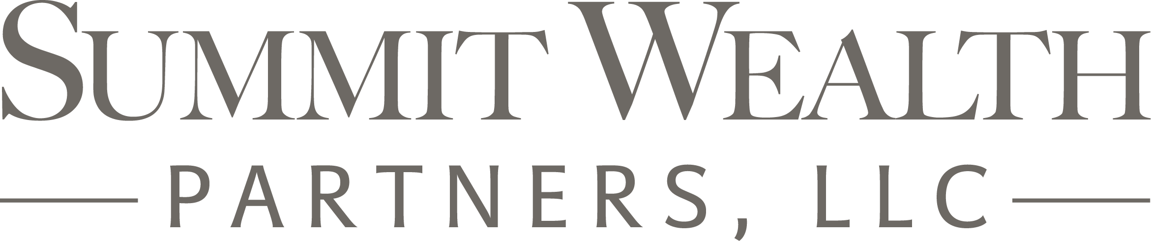 Logo for Summit Wealth Partners, LLC - Financial Planning and Wealth Management